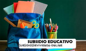 Subsidio educativo Compensar