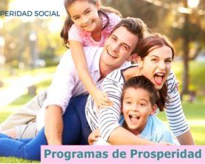 Prosperidad Social
