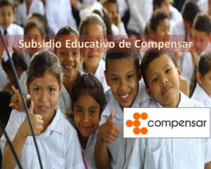 Subsidio Educativo de Compensar