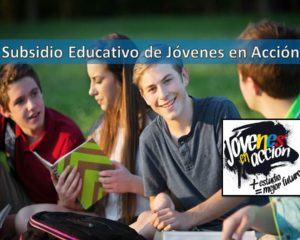 Subsidio Educativo de Jóvenes en Acción