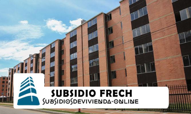 Subsidio Frech