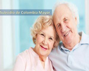 Subsidio de Colombia Mayor